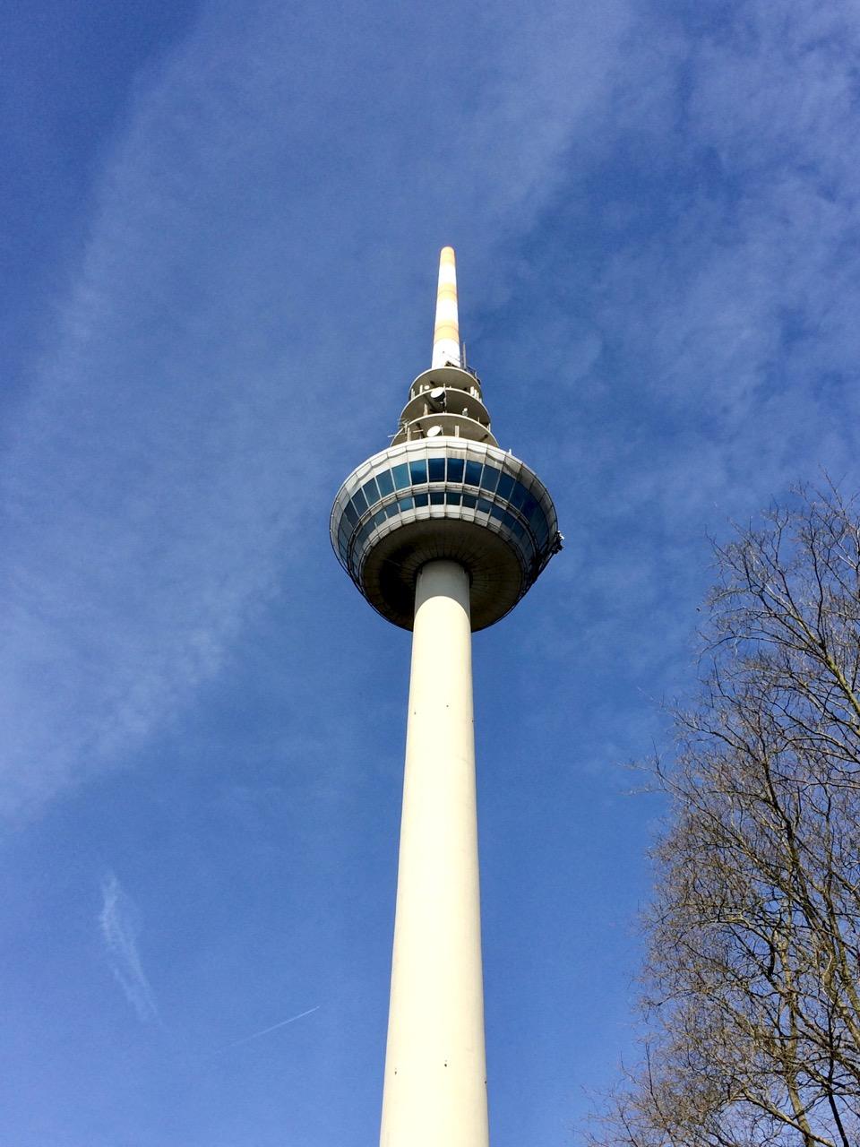Mannheim Fernmeldeturm